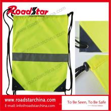 Promotional reflective sling Bag for safety