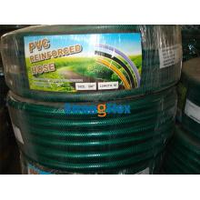Green Black PVC Garden Hose