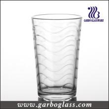 Wave Design Robinet en verre à eau 8 oz (GB026808B)