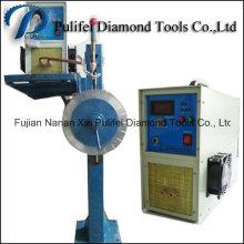 400mm 600mm 800mm Circular Saw Blade Diamond Segment Weld Machine