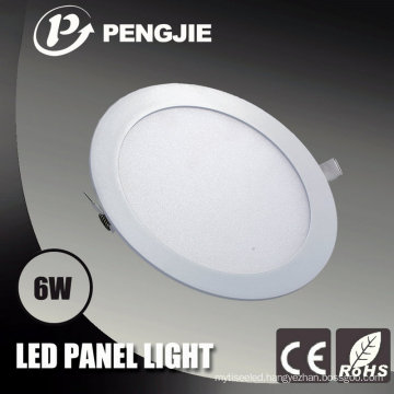 Popular Energy Saving 6W LED Panel Light