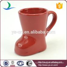 YScc0030-04 Christmas Red Mug