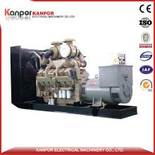 Kpc66 50Hz Prime Output 48kw 60kVA Cummins 4BTA3.9g2 Diesel Genset