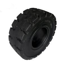 Forklift solid rubber tire 23x9-10 for Linde