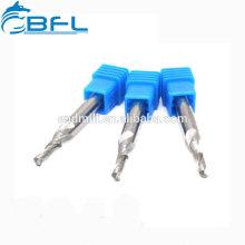 Brocas de carburo BFL, Brocas de carburo para herramientas de fresado CNC para acero