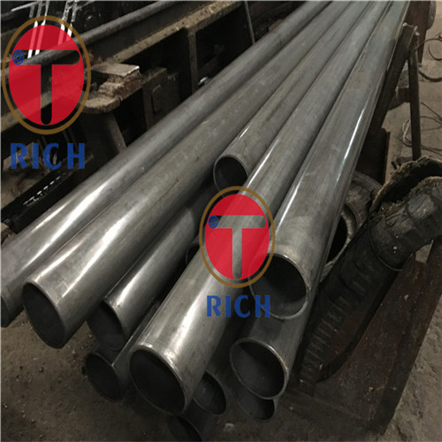 Seamless mechanical tubing