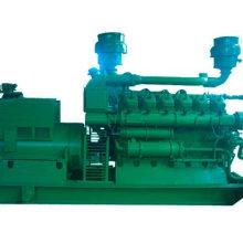 Generador eléctrico de gas natural con recuperación de calor