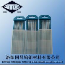 ISO 9001 1 Wolfram Schweißelektroden Wce20 Dia2.4 * 175