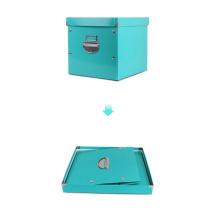 Bac de rangement en carton pour vêtements APEX Folder pour la maison
