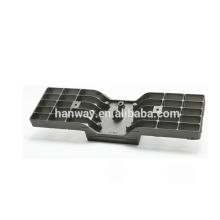 Customized Circular Enclosure Aluminum Die Casting Parts Led Bulb Heat Sink