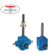 50KN Bevel Gear Machine Screw Jacks Nut Type