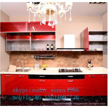 Acrylic Kitchen Cupboard (customized)