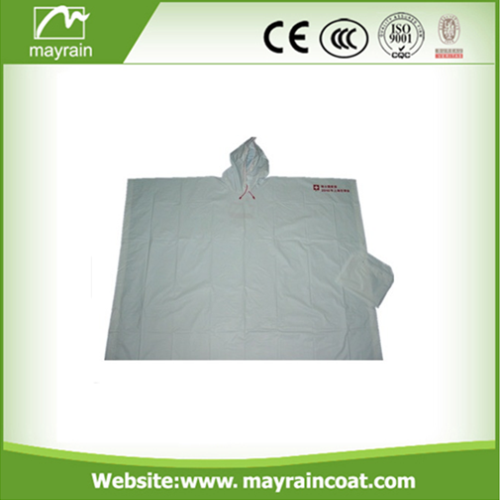 Rain Poncho with PE Bag