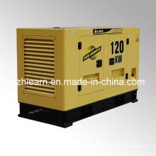 Water-Cooled Diesel Generator Set Silent Type (GF2-120KW)
