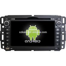 Android 4.4 Spiegel-Link Glonass / GPS 1080P Dual-Core-Auto-Media-Player für GMC Yukon / Acadia / Sierra mit GPS / Bluetooth / TV / 3G