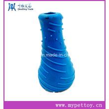 TPR garrafa mascote brinquedo de estimação