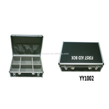 cool!portable aluminum medical case with adjustable compartments manufacturer