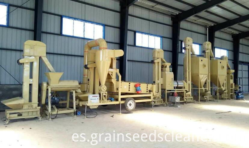 Seed Cleaning Plant