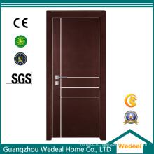 Дверь шкафа из дерева меламина для проекта гостиницы с высоким качеством (WDHO11)
