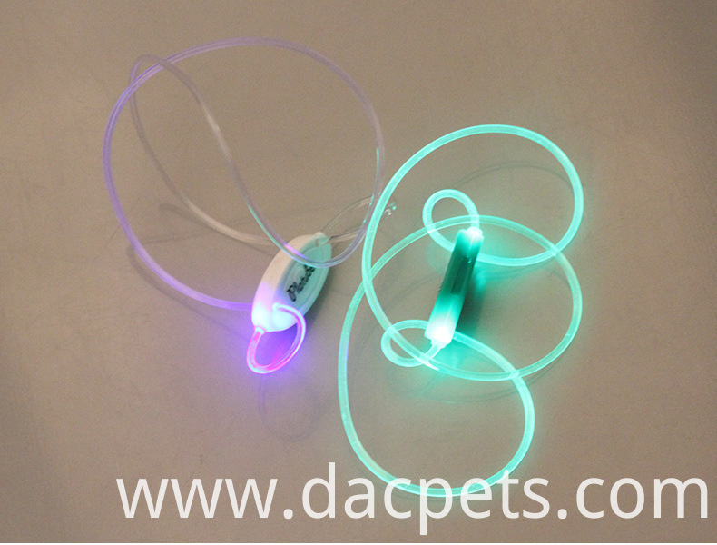 Adjustable Led Dog Collar