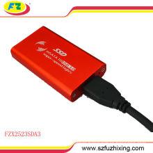 NEW USB 3.0 to mSATA 1.8 SSD MINI Enclosure