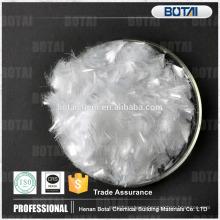 concrete admixture raw material polypropylene fiber price pp fiber