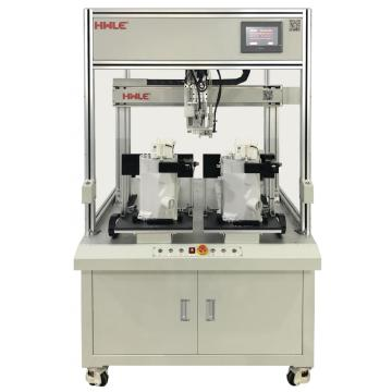 Precision Air Blowing And Suction Screw Machine
