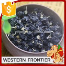 Общий вид культивирования сушеный стиль черный goji ягода