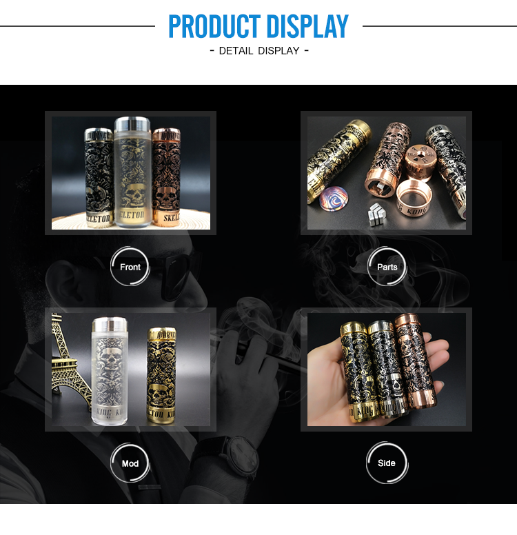 copper mechanical mod