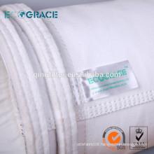 Good anti-acid and Good anti-alkali PP filter sock filter bag for waste water disposal