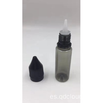 Botella PET V3 de 15 ml para E-líquido