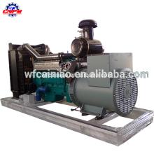 дизельный двигатель с дизельный генератор бесщеточный генератор 120квт