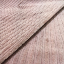 Corduroy 6 Wales in 97% Cotton and 3% Spandex Fabric