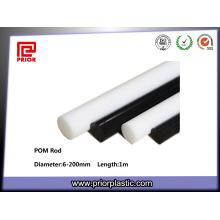 Barre ronde en plastique de Polyacetal POM
