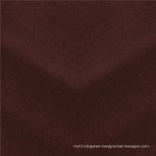 Polyester Stretch Dyed Yarn Fleece Air Layer Fabric