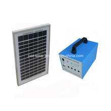 30W Solar Home Power Beleuchtung System mit CE-Zulassung