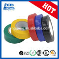 High Quality Black PVC Electrical Tape Flame Retardant Adhesive Vinyl Electrical Wire And Cable Insulating Tape