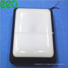 Водонепроницаемый светодиодный потолочный светильник, водонепроницаемый светодиодный потолочный светильник с акустическим датчиком, водонепроницаемый светодиодный свет для душа