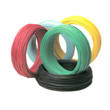 UL1911 14AWG 20KV 19/0.37mm Nickel Copper PFA Insulation tefzel Wire