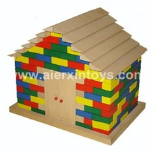 Blocs de construction en bois (81412)