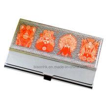 Индивидуальный держатель визитной карточки Epoxy (BS-E-008)