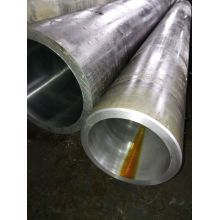 Boring hydraulic steel tube