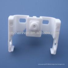 Vertikale Jalousien Zubehör-Kunststoff-Schnur-Laufwerk Läufer mit Schraube, vertikale Blind-Komponenten, vertikale Schatten Teile / Mechanismus