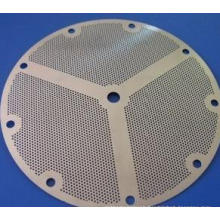 Washable Sintered Stainless Steel Powder Filter Disc