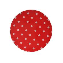 Rote Runde Teller FDA Zulassung