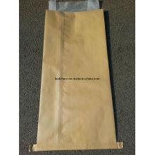 Kraft Bag Three Layer to One with PE Laminated