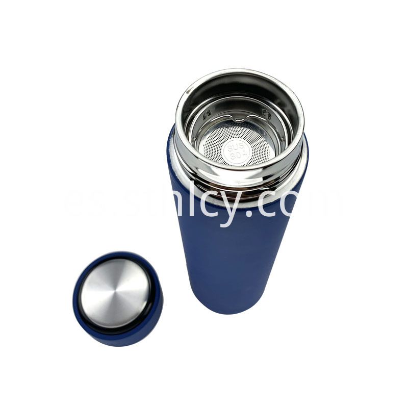 201 Stainless Steel Cup With Lid