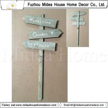 Shabby Chic Decorative Garden Signs