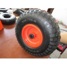 PU Foam Wheel for Boat Trolley (145/70-6)