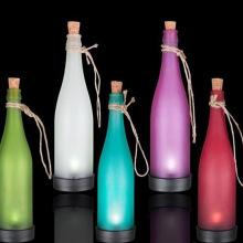 Bottle Light Furniture Home Decoration Lighting Glass Craft (B28.01)